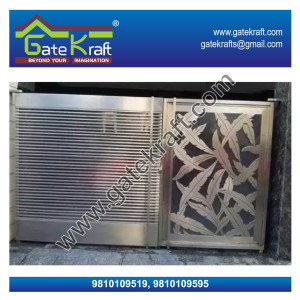 stainless steel gate suppliers in Delhi